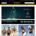 20% off Everything (Including Sale Items) @ Rebel Sport (Starting from <$1, Free Shipping with $99 Spend)