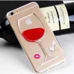"Fun Red Wine Glass Case for iPhone 6 Plus / 6S Plus 5.5"" AUD $9.99 (Was AUD $16.77) Shipped @ ChicLeader"