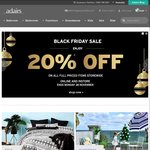 Adairs 20% off All Full Priced Items (Black Friday) - Online & Instore