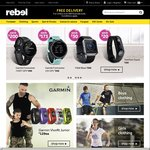 50% off Entire Rebel Sport Store Glen Waverley VIC