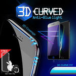 iPhone 7/7 Plus Tempered Glass Screen Protector w/Free Case, Cable & Ring $14.95 Shipped @ temperedglass-king eBay