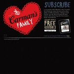 2x Carman's Gourmet Porridge Sachets from Carman's Fine Foods [Existing Subscribers]