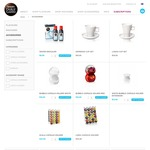 Dolce Gusto Coffee Accessories $5 Each (Free Delivery $30+)