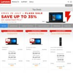 Lenovo  X1 Carbon Gen 5 $1,559.10 - Xmas in July Sale up to 35% OFF Ends 21 July 8:59PM