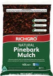 Bunnings Richgro 40L Pine Bark Mulch 40L for $4.49 (half price)