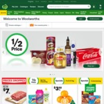 Woolworths Online $20 When You Spend $150
