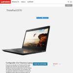 "ThinkPad E570 / 15.6"" FHD / i7-7500U / 256GB SSD / 8GB RAM / 950M GPU / $909 Shipped @ Lenovo (Plus 30% off 3 Year Warranty)"