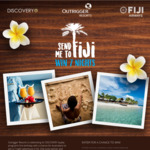 Win a Trip to Fiji Worth $14,700 from Outrigger Resorts and Discovery