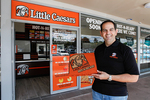 """Little Caesars South Penrith NSW - 12"""" Cheese or Pepperoni Pizza $3.95 (Normally $5, 13-19 Nov)"""