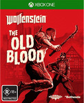 Wolfenstein (and Other Deals): The Old Blood $9 New or $7 Pre-Owned EB Games (Xbox One)