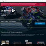 MotoGP VideoPass - Off-Season Access for $1EU [$1.55 AUD] [BlackFriday]