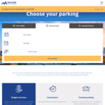 24 Hour Flash Sale - 20% off All Online Parking Bookings @ Melbourne Airport