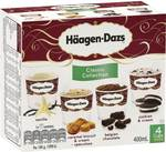 Haagen Dazs Ice Cream 2x 4pk for $15 (40% off) @ Woolworths Online