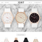 30% off JDRT Watches - e.g. Original Collection $104 (from $150)