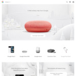 Google Home Mini ($55) and Daydream View ($119) Discounted on Australian Google Store