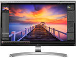 "LG 27UD88-W 27"" LED LCD Gaming Monitor UHD 4K 3840x2160 USB Type C FreeSync IPS for $780 @ Shopping Express and Futu on eBay"
