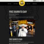 [QLD] Free Burrito 12PM-7PM, 8/3 @ Guzman y Gomez (Upper Coomera)