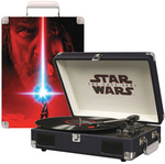 Crosley Cruiser Deluxe Star Wars Turntable for $119.89 with Free Shipping Aus-Wide Using 25% off Coupon @ Elite Electronics