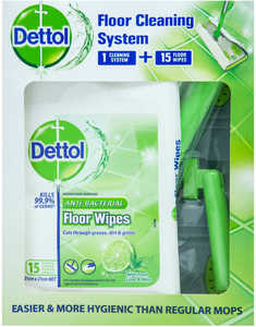Dettol Antibacterial Floor Cleaning System 1 Pack 10 Was 20 Big W Ozbargain