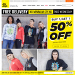 Jay Jays Buy 1 Get Another 50% off (On Full Priced Items) with Free Delivery, No Minimum Spend