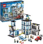LEGO CITY Police Station 60141 $57 Delivered @ Amazon AU
