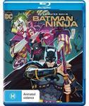 Batman Ninja Blu-Ray $15.98 at JB Hi-Fi