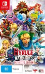 Nintendo Switch Hyrule Warriors Definitive Edition $68.99 with Free Shipping @ Amazon AU