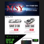 Galax GTX1070 EXOC Sniper $589 (Save $130) @ MSY