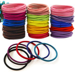 100 Pieces 3.5cm Diameter Hair Ties from US $1.43 (AU $1.85) Delivered @ AliExpress