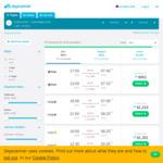 PER/MEL/BNE/SYD to Copenhagen Return from $900/ $935/ $956/ $951, to Oslo Return from $898/ $931/ $954/ $948 on Thai Airways