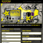 Instantly Win 1 of 28 JB Hi Fi Vouchers ($1,000 or $100) or 1 of 50 Black Hoodies [Purchase 500ml Rockstar Energy Drink]