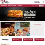 24 Original or Hot & Spicy Nuggets $10 @ KFC