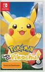 [Switch] Pokemon Let's Go Pikachu or Eevee $59.99 (Pre-Order, Releases 15 Nov) @ Amazon AU