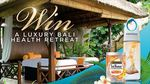 Win a Luxury Bali Health Retreat for 2 Worth $7,400 or 1 of 2 $5,000 EFTPOS Gift Cards from Network Ten