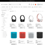 $15 off for Every $100 Spent on Audio, Fitbit, Cases, Cables and Tech Accessories @ Myer