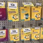 Optus $30 Prepaid Mobile Broadband Sim $5, Optus $10 Prepaid Mobile Sim $2.50 @ Officeworks