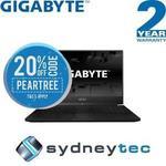 Gigabyte AERO15-1070-BK81 Laptop - Aero15-X8 15.6in 144hz i7-8750H GTX 1070 16GB 512GB SSD - $2566.12 Delivered @ Sydneytec eBay