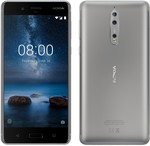Nokia 8 Steel (2017) 4GB / 64GB Snapdragon 835 $299.25 Delivered (HK) @ TobyDeals