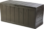 Keter 270L Sherwood Outdoor Storage Box $49.90 (Was $85), Whites Outdoor Garden up Secure Wall Mount $12.50 (Was $29) @ Bunnings