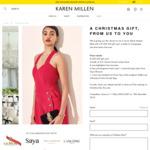 Win 1 of 3 Christmas Prize Packs from Karen Millen