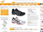 ASICS Kayano 17 - $140.25 w/ Free Delivery - wiggle.co.uk