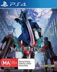 [Pre-Order] [PS4, XB1] Devil May Cry 5 - $64.99 Delivered @ Amazon AU