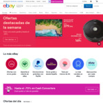 [eBay Spain] 10% off via eBay Mobile App (Existing Accounts)