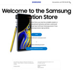 Samsung Portable SSD T5 1TB $237.30 / 2TB $440 Delivered @ Samsung Education Store