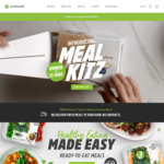 1 Free Meal (Min. Spend $49.95) @ Youfoodz