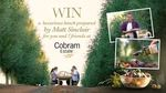 Win a Luxurious Culinary Experience at Cobram Estate for 8 Worth $31,600 from Network Ten