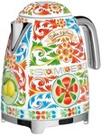 Win a Smeg Dolce & Gabbana Sicily Is My Love Kettle Worth $799 from News Corp