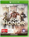 [XB1, PS4] For Honor - $9 + Delivery (Free with Prime / $49 Spend) @ Amazon AU
