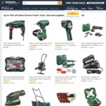 Up to 35% off Select Bosch Power Tools (e.g. Bosch Cordless Hammer Impact Drill PSB 18 LI-2 $149.90 & More) @ Amazon AU