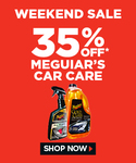 35% off Bowden's Own & Meguiar's Products This Weekend (20/7-21/7) @ Repco